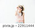 夏イメージ 女性 22911444