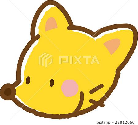 キツネのイラスト素材 22912066 Pixta