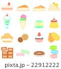 【アイコン-お菓子01】 22912222