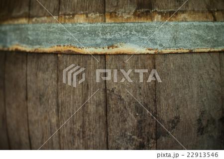 古い木材, ワイン樽 22913546