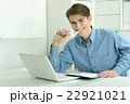 ビジネスマン 会社員 外国人の写真 22921021