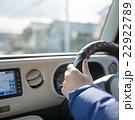 運転 ドライブ ハンドルの写真 22922789