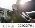 運転 ドライブ ハンドルの写真 22922791