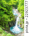 【山梨県】西沢渓谷・七ツ釜五段の滝 22923777