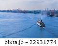 おがさわら丸 出港 船の写真 22931774