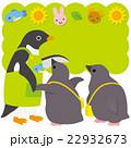 アデリーペンギン 保育園 ひなのイラスト 22932673