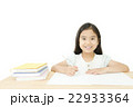 勉強する女の子 22933364