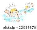 水泳 22933370