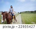 男性 乗馬 22935427