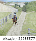 男性 乗馬 22935577