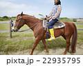 男性 乗馬 22935795