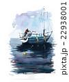 ヨット 挿絵 22938001