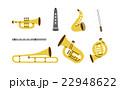 吹奏楽部 楽器いろいろ 22948622