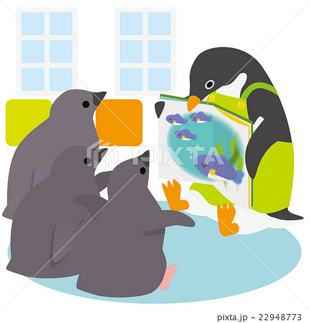 アデリーペンギン 保育園 読み聞かせ 22948773