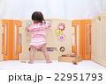 赤ちゃん 乳幼児 子供の写真 22951793