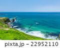 屏風岩 海岸 海の写真 22952110