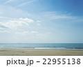 稲毛海浜公園の砂浜 22955138
