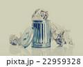ゴミ ゴミ箱 くずの写真 22959328