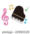ピアノ 22965329