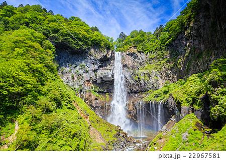 日光 春の華厳の滝 22967581
