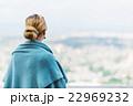 女性 背中 メスの写真 22969232