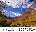 谷川岳 紅葉 秋の写真 22971610