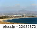 サンディエゴ 街 ポイントローマよりメキシコも見える 22982372