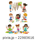 Kids Learning Craft 22983616