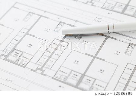 住宅図面 マンション 22986399