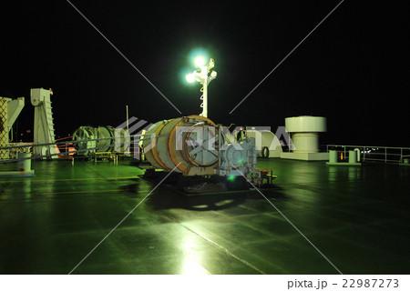 海を渡る船(大洗から苫小牧) 22987273