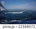 鳴門海峡 渦 渦潮の写真 22988072