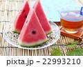 すいか 夏イメージ Ⅱ 22993210