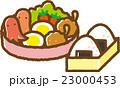 お弁当 23000453
