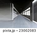 白い廊下 23002083