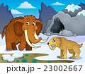 Prehistoric theme image 1 23002667