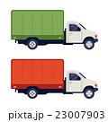 自動車 車 配達のイラスト 23007903
