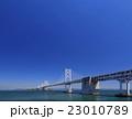 瀬戸大橋記念公園から瀬戸大橋をのぞむ 23010789