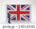 国を考える イギリス国旗 23014592
