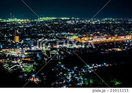 京見山(兵庫県姫路市)からの夜景 23015155