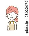 お母さん【線画・シリーズ】 23022079
