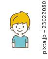 ベクター クリップアート 手描きのイラスト 23022080