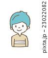 ベクター クリップアート 手描きのイラスト 23022082