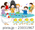 鶏と子供のコンサート 23031967
