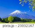 富士山 茶畑 茶園の写真 23032167