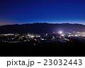 陣馬形山 夜景 23032443