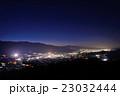 陣馬形山 夜景 23032444