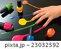 ネイルと手のイメージ 23032592