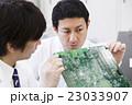 研究 基盤 エンジニア 開発 科学 実験 科学者  23033907