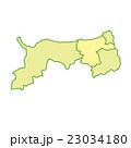 鳥取地図 23034180
