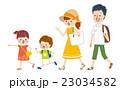 家族 旅行 23034582